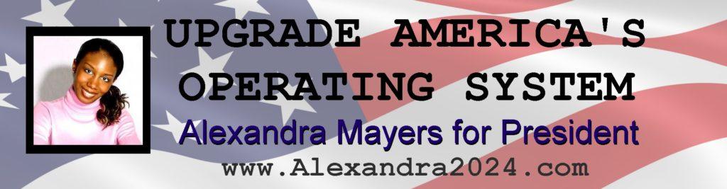 president Alexandra Mayers - 2024
